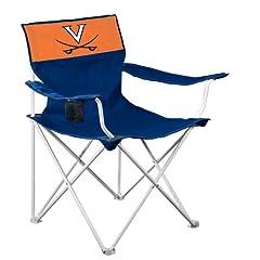 Buy NCAA Virginia Cavaliers Folding Canvas Chair by Logo