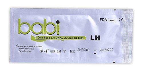 BlueCROSS Babi Ovulation test strips (100)