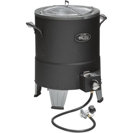 36-lbs Big Easy Portable No-Oil Infrared Propane Turkey Fryer