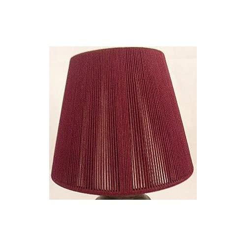 Chandeliers Lamp Shades on Amazon Com  10  Burgundy  Chandelier Lamp Shades   Office Products