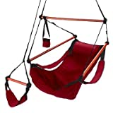 Deluxe Hammock Chair - Burgundy