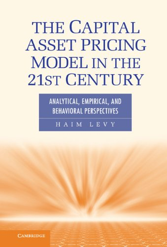 The Capital Asset Pricing Model in the 21st Century (Capital Asset Pricing Model compare prices)
