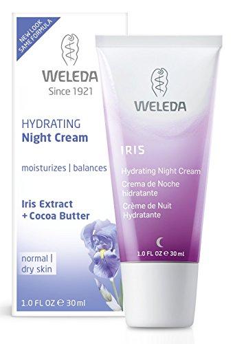 Weleda Iris organico naturale Crema Idratante Notte 30ml