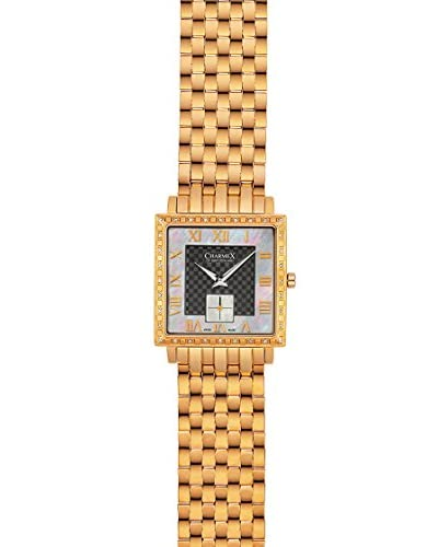 Charmex Reloj 6061 Negro