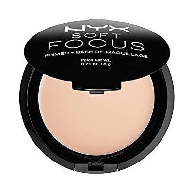 NYX Cosmetics Soft Focus Primer 0.21 oz