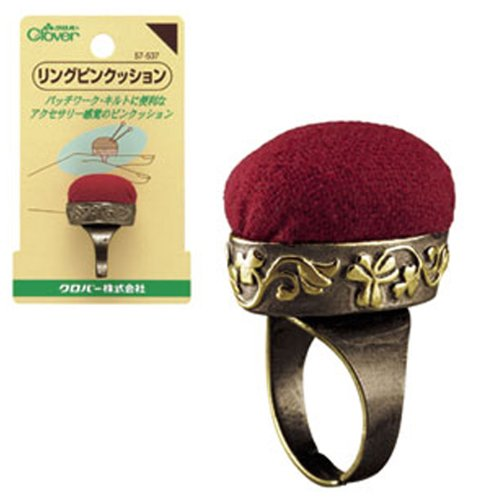Clover ring pin cushion <57-537> (japan import)