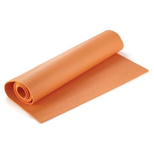 Yogamatters Sticky Yoga Mat, Saffron Orange