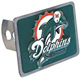 Miami Dolphins NFL Hitch Cover at Amazon.com