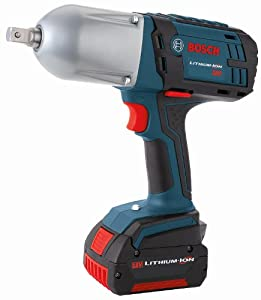 Bosch HTH181-01 18-Volt 1/2-Inch Lithium-Ion Impact Wrench with Pin by Bosch