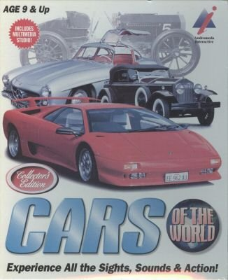 Cars Of The World front-791833