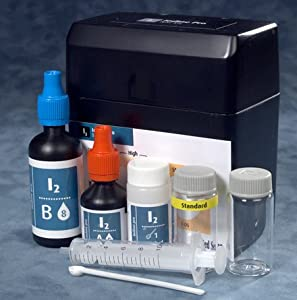 RED IODINE (I2) SW TEST KIT [Misc.]