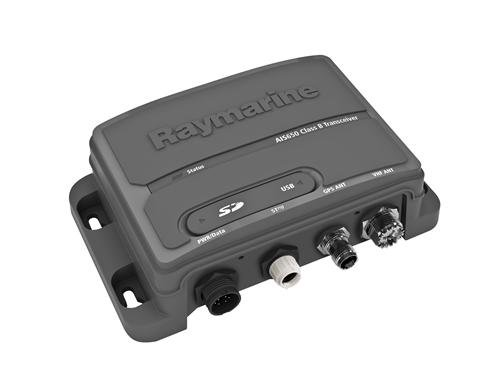 Raymarine AIS650 Class B Dual Channel Rugged Water Resistant Transceiver primary
