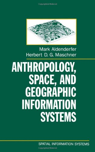 geographical information systems in archaeology pdf