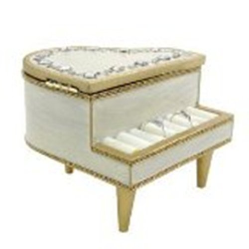 piano gems jewelry box ring holder accessories studio