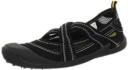 Cudas Women\'s Shasta Water Shoe,Black,7 M US