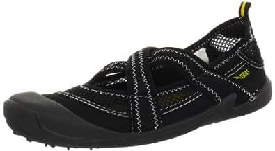 Cudas Women's Shasta Water Shoe,Black,6 M US
