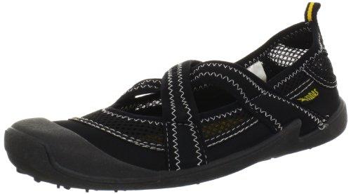 Cudas Women's Shasta Water Shoe,Black,9 M US