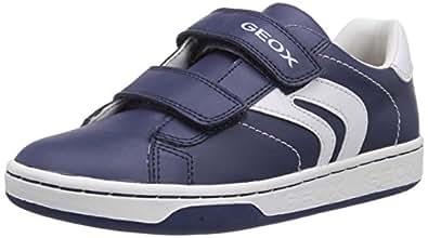 geox jr maltin boy a jungen sneakers blau navy. Black Bedroom Furniture Sets. Home Design Ideas