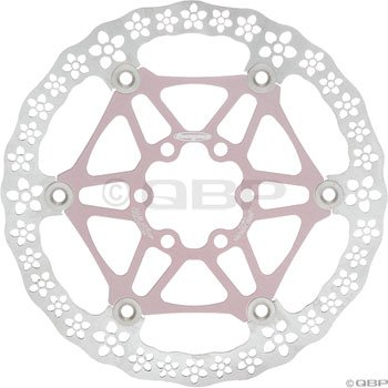 Buy Low Price Hope 160mm Floating Rotor Pink w/ Flowers (HBSP2111606)