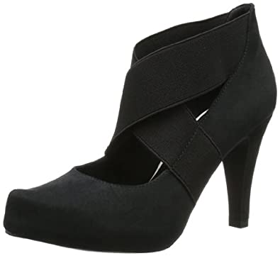 Marco Tozzi 24404-32 femmes Escarpins Textile, noir, Taille 41