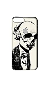Gothic Designer Mobile Case/Cover For Apple iPhone 7 Plus With Logo