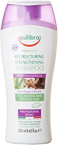 Equilibra Restructuring and Strengthening Shampoo, Aloe Vera 250 ml - by Equilibra