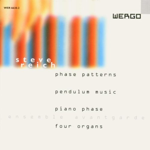 Phase Patterns / Pendulum Music / Piano Phase