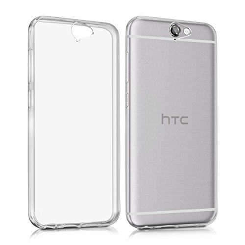 kwmobile Simply stylish TPU silicone case for the HTC One A9 in transparent