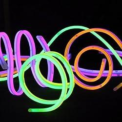 22 Twister Lumistick Glow Light Stick Necklaces (300 Necklaces)