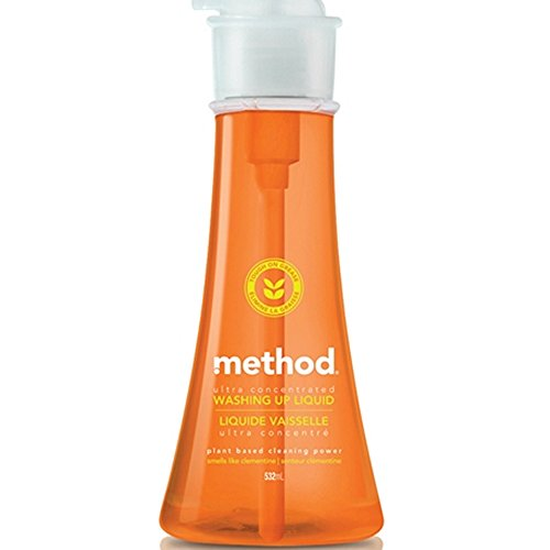 methodr-dish-pump-clementine-18-oz-pump-bottle-sold-as-1-each-natural-biodegradable-dishwashing-soap