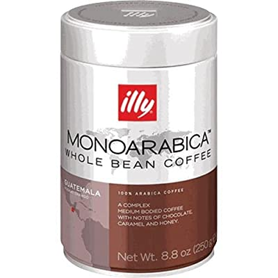 illy Whole Bean Guatemala - 8.8 oz can