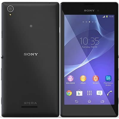 Sony Xperia T3 (Black, 8 GB)