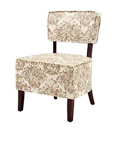 Westport Home Zara Accent Chair, Opal