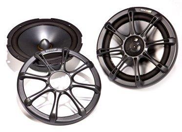 """Kicker Ks65 6.5"""" 195Watts Coaxial Speakers"""