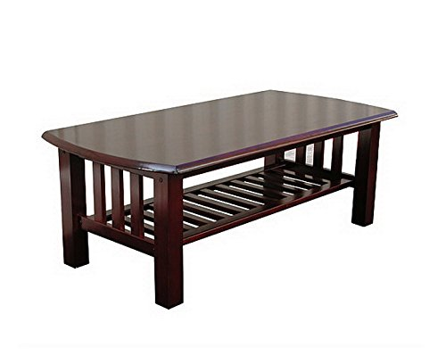 Mission Coffee Table in Java