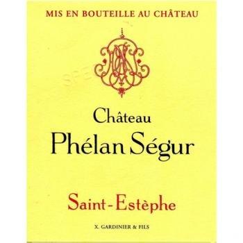 2011 Chateau Phelan Segur Saint-Estephe