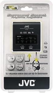 JVC SU-DH1 Surround Headphone Adapter