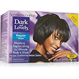 Dark and Lovely Relaxer System, Conditioning No-Lye, Regular