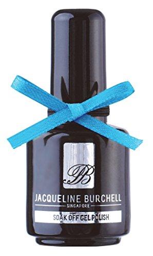 ジャクリーンバーチェル ジェルポリッシュカラーブルー系#1 SB060 グレイッシュペールブルー