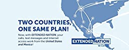 7 Day USA / Mexico Travel Sim Card Prefunded Prepaid Micro / Standard Unlimited Data, Talk, Text
