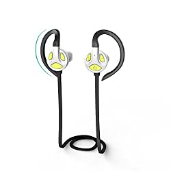 HEAD X DYNAMIC BLUETOOTH WIRELESS HEADPHONE HEADSET S502 SPORTING, JOGGING, GYMINING DEEP BASS WATER RESISTANT (YELLOW) BLUETOOTH EARPHONE FOR SAMSUNG .. I PHONE .. XIAOMI .. MI ..ASUS .. MOTOROLA G4 PLUS .. AND FOR ALL SMART PHONE