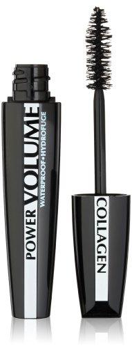 L'Oreal Paris Voluminous Power Volume 24H Waterproof Mascara, Black, 0.33 Ounces front-267088