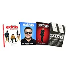 Extras - The Complete Series (Includes Series Finale)