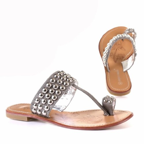 Woman's Shoes, Sandals, Thong Sandal, Synthetic