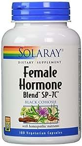 Solaray - Female Hormone Blend Sp-7c, 180 capsules