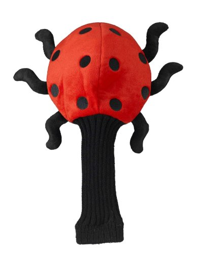 Butthead Golf Club Cover (Lady Bug) (Golf Club Covers Animals compare prices)