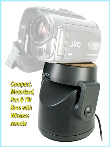 Motorized camcorder mount for sale review buy at cheap for Pan and tilt head motorized