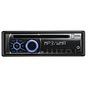 Amazon - Clarion In-Dash CD / MP3 Stereo Receiver - $63.49