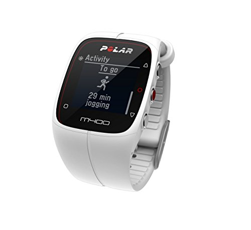 Polar M400 GPS Sports Watch & Activity Tracker