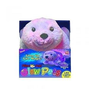 Jumbo Glow Pets Glow Seal